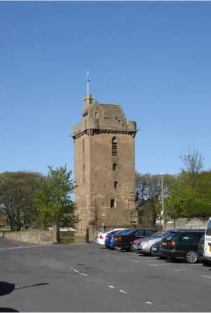 St John's Tower, Ayr